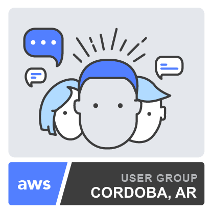 Logo de AWS User Group Córdoba