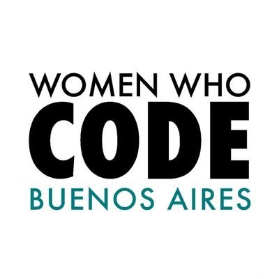 Logo de Women Who Code BA